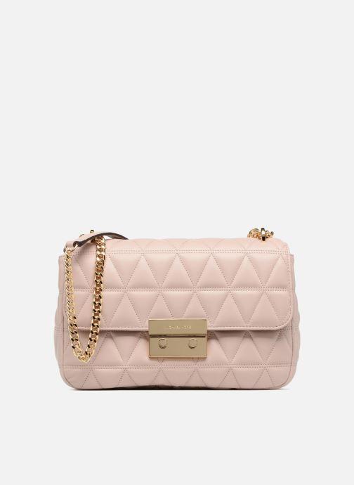 1d9e71d0d0c9ea Handbags Michael Michael Kors SLOAN LG CHAIN SHOULDER Pink detailed view/  Pair view