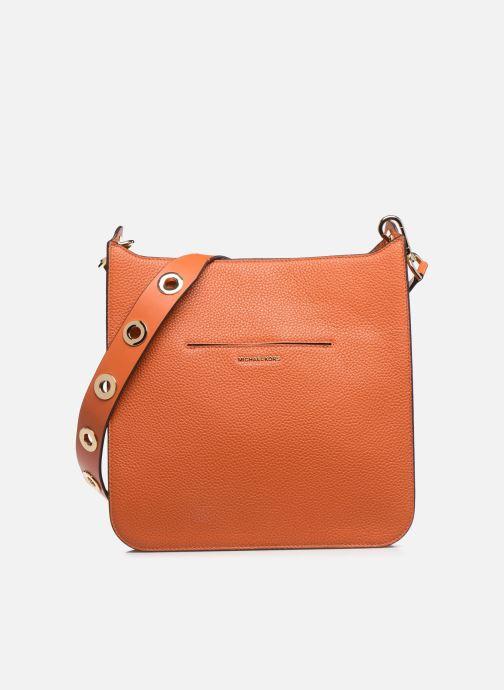 Handtaschen Michael Michael Kors SULLIVAN LG NS MESSENGER orange detaillierte ansicht/modell