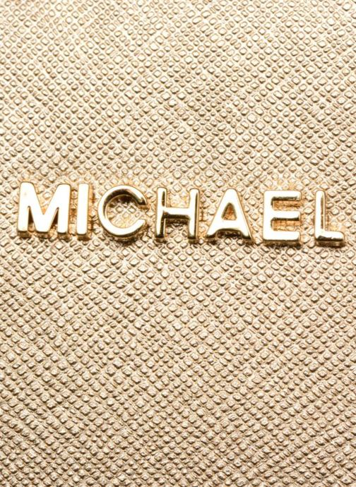 Sacs à main Michael Michael Kors LG EW Crossbody Or et bronze vue gauche