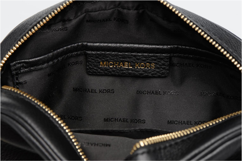 Bolsos de mano Michael Michael Kors GINNY MD MESSENGER Negro vistra trasera