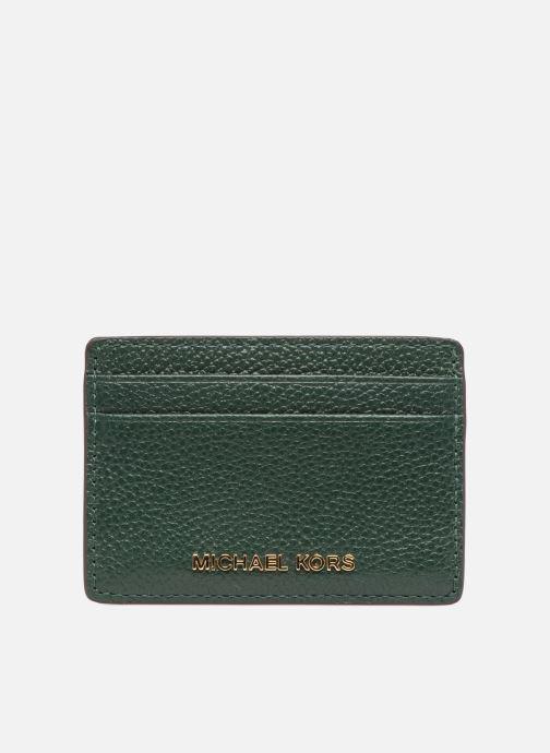 Petite Maroquinerie Michael Michael Kors Money Pieces CARDHOLDER Vert vue détail/paire