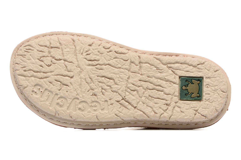 Sandales et nu-pieds El Naturalista Kiri E278 2 Rouge vue haut