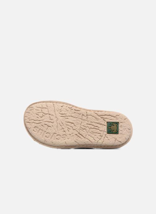 Sandales et nu-pieds El Naturalista Kiri E286 Gris vue haut