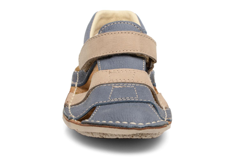 Sandalen El Naturalista Kiri E286 blau schuhe getragen
