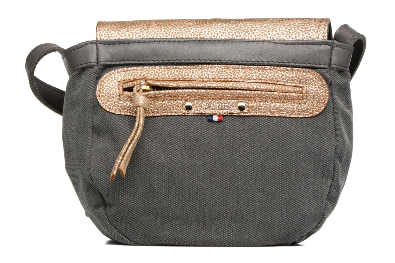 Handtaschen Craie Thèse Bubble grau ansicht von hinten