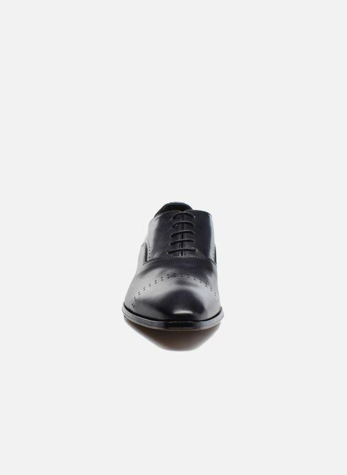 Zapatos con cordones Marvin&Co Luxe Dartford - Cousu Blake Azul vista del modelo