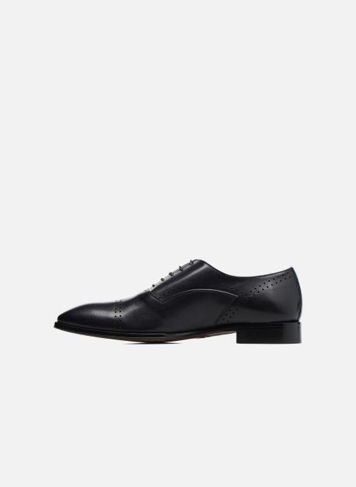 Zapatos con cordones Marvin&Co Luxe Dartford - Cousu Blake Azul vista de frente