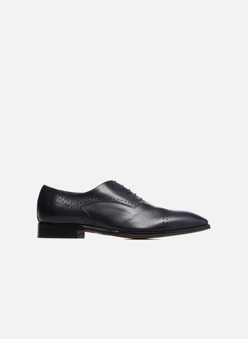Zapatos con cordones Marvin&Co Luxe Dartford - Cousu Blake Azul vistra trasera