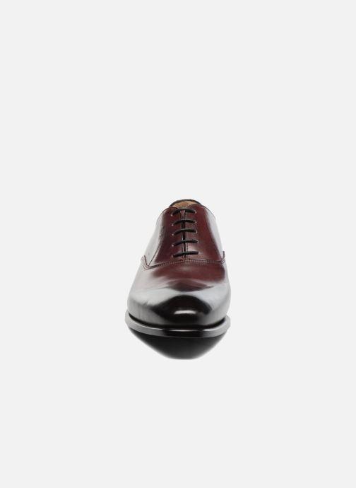 Chaussures à lacets Marvin&Co Luxe Dagenham - Cousu Blake Bordeaux vue portées chaussures
