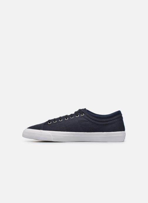 Sneakers Fred Perry Kendrick Jersey Blauw voorkant