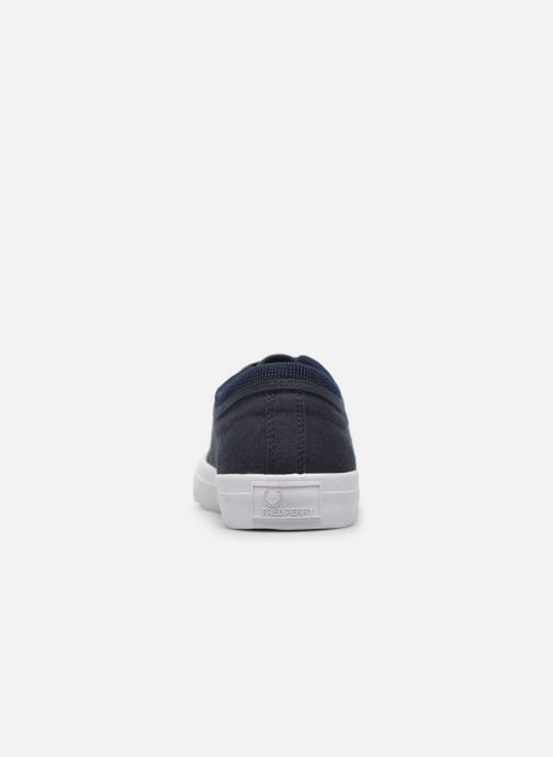 Sneakers Fred Perry Kendrick Jersey Blauw rechts