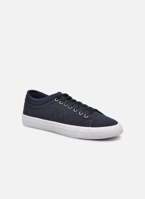 Sneakers Fred Perry Kendrick Jersey Blauw detail