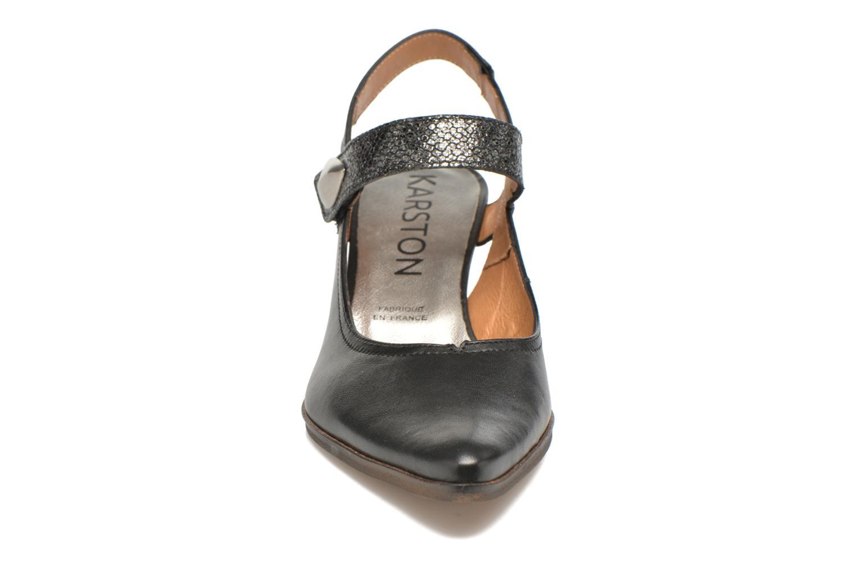Zapatos de tacón Karston Kzoupi Negro vista del modelo