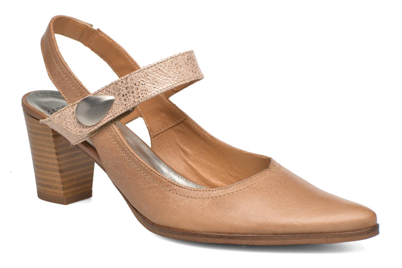 Zapatos de tacón Karston Kzoupi Beige vista de detalle / par