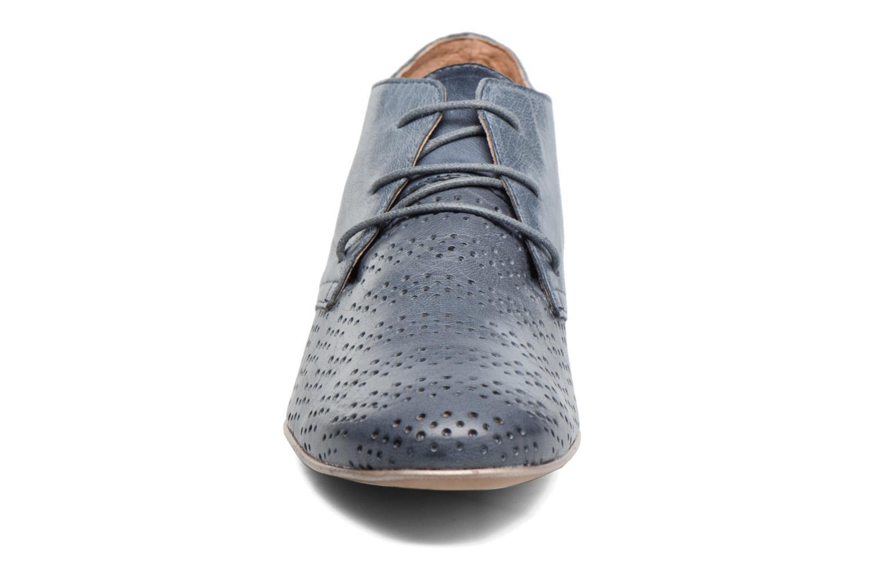 Snøresko Karston Jorzi Blå se skoene på