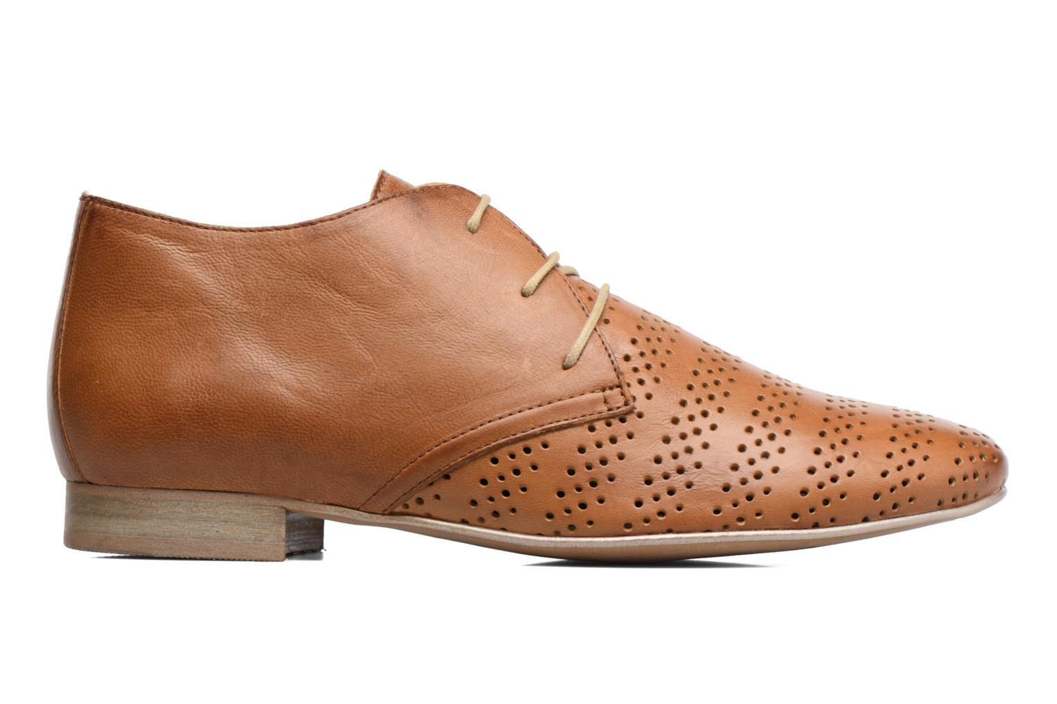 Lace-up shoes Karston Jorzi Brown back view