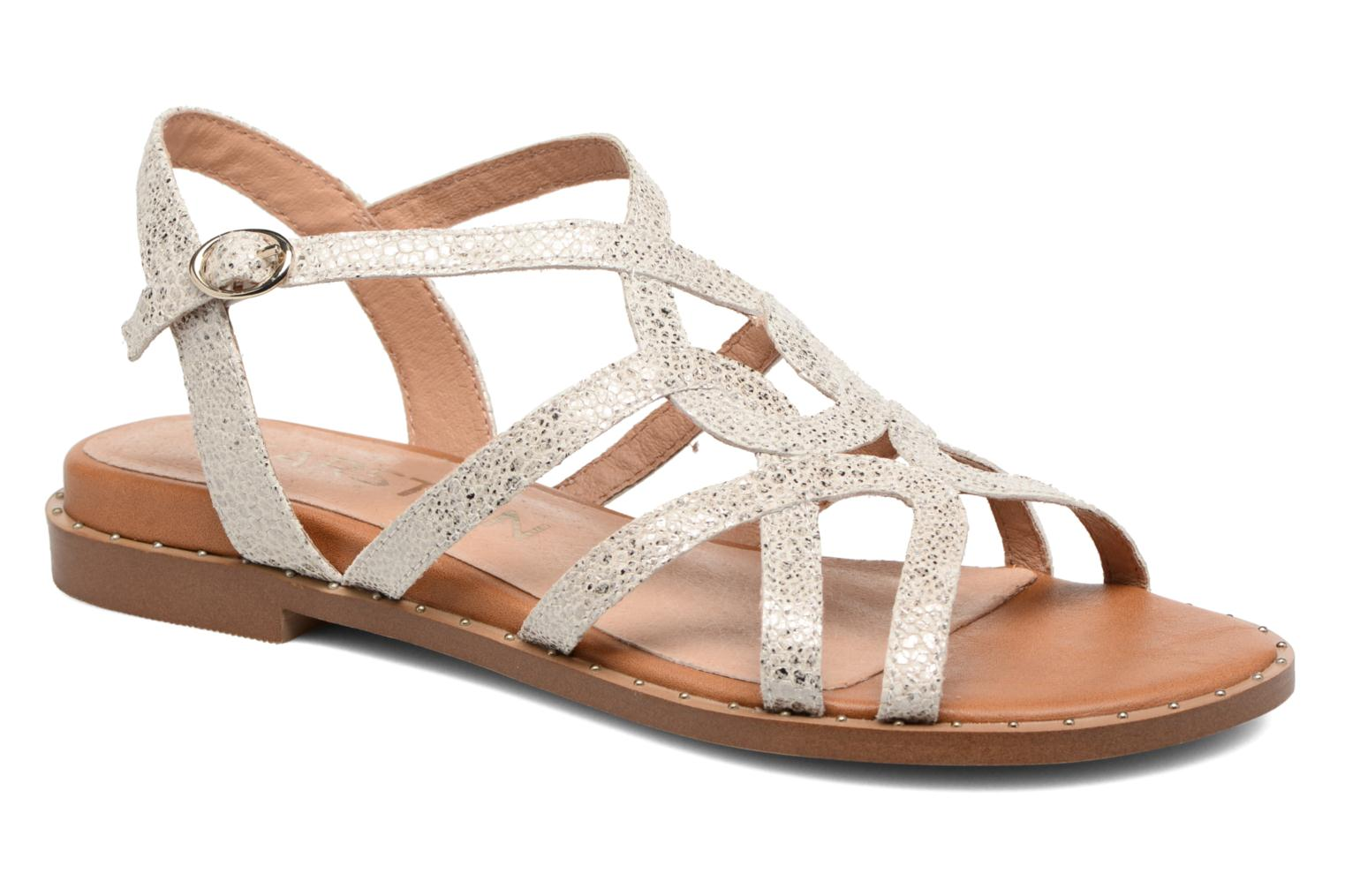 Sandals Karston Soby Beige detailed view/ Pair view
