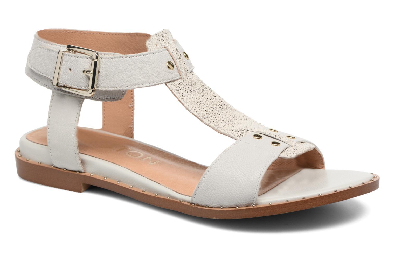Sandaler Karston Sodin Hvid detaljeret billede af skoene