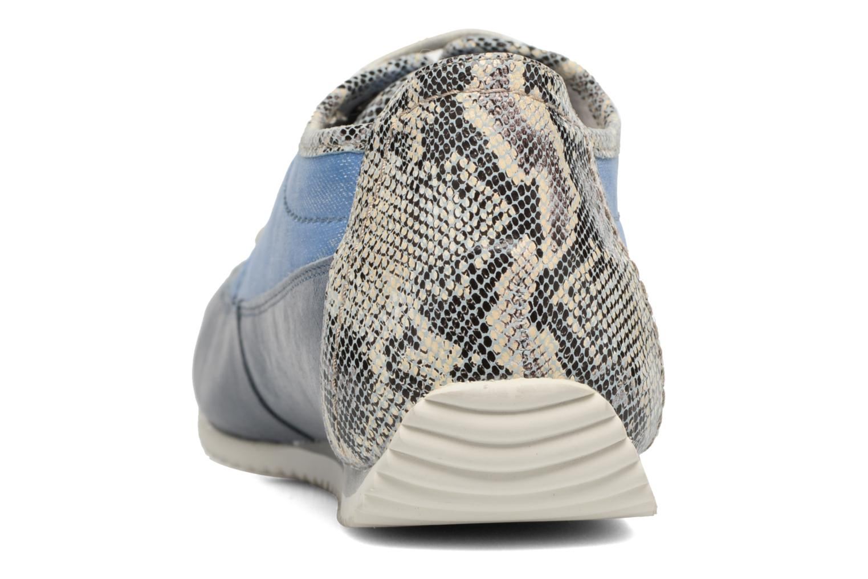 Baskets Karston Caloza Bleu vue droite