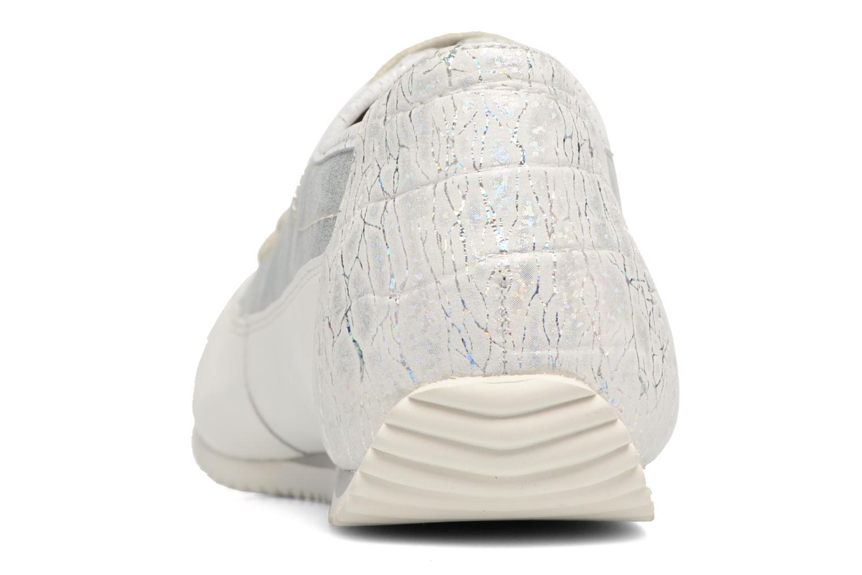 Sneakers Karston Caloza Hvid Se fra højre