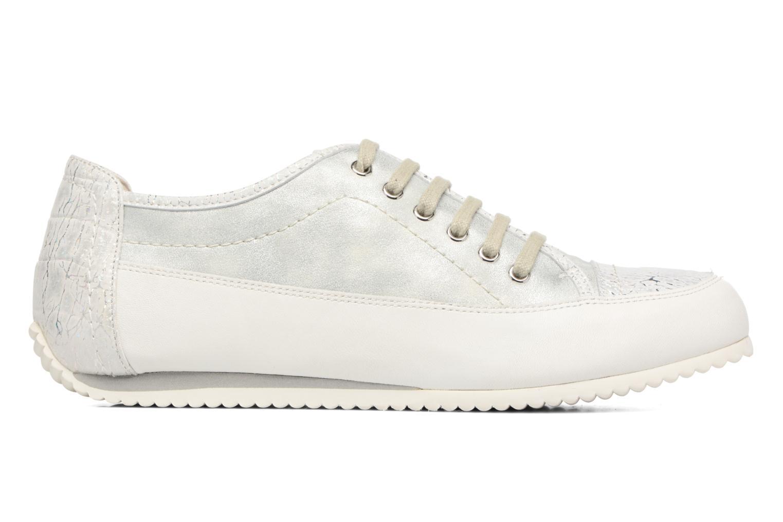 Sneakers Karston Caloza Hvid se bagfra