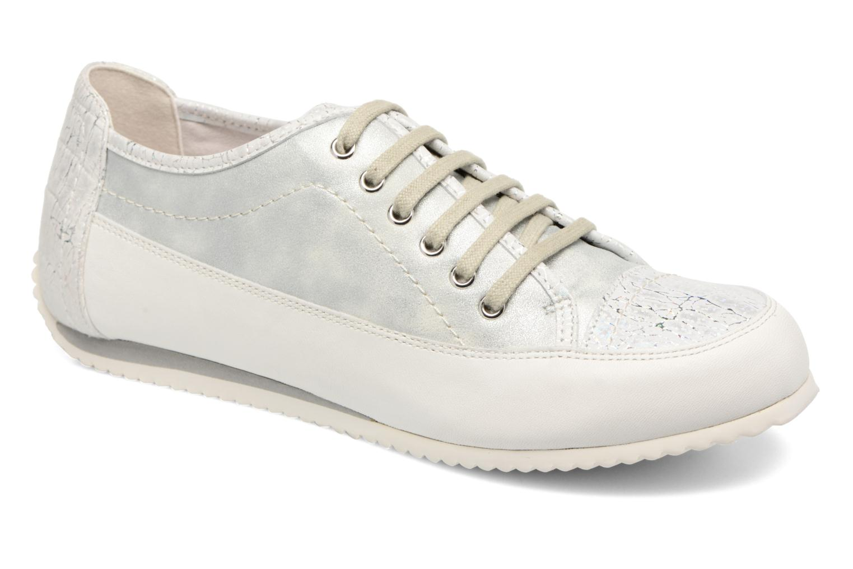Sneakers Karston Caloza Hvid detaljeret billede af skoene