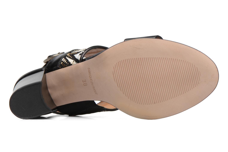 Sandalen Karston Pogo Zwart boven