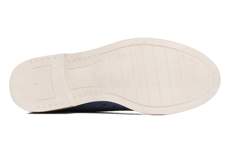 Chaussures à lacets Madison Aclina Bleu vue haut
