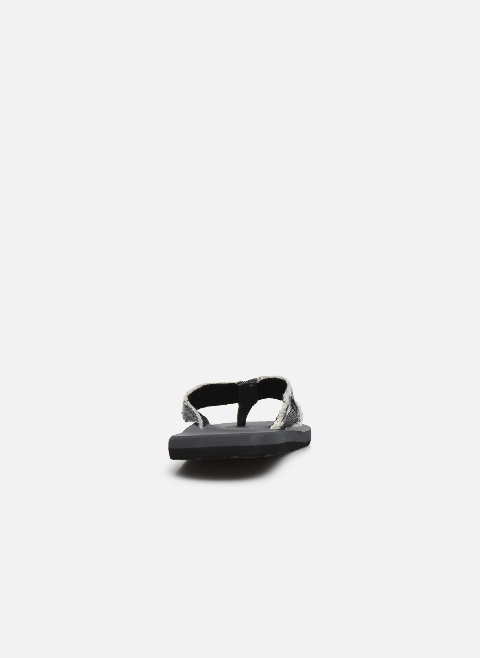Flip flops Quiksilver Monkey Abyss M Grey view from the right