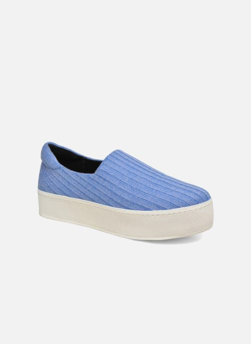 Trainers Opening Ceremony Cici Ribbed Blue detailed view/ Pair view