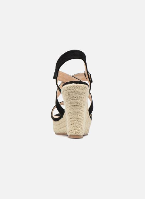 Sandalen I Love Shoes MCJASON schwarz ansicht von rechts