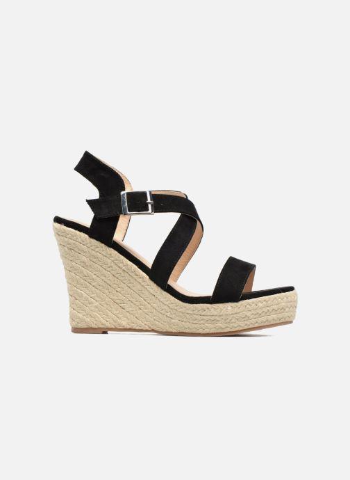 Sandalen I Love Shoes MCJASON schwarz ansicht von hinten