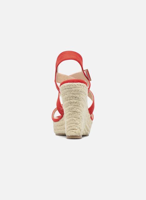 Sandalen I Love Shoes MCJASON rot ansicht von rechts