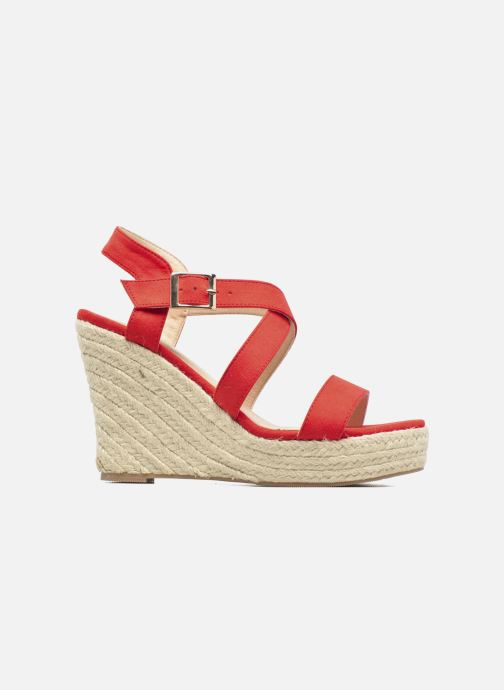 Sandalen I Love Shoes MCJASON rot ansicht von hinten