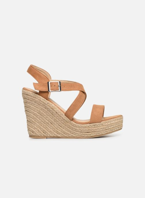 Sandales et nu-pieds I Love Shoes MCJASON Marron vue derrière