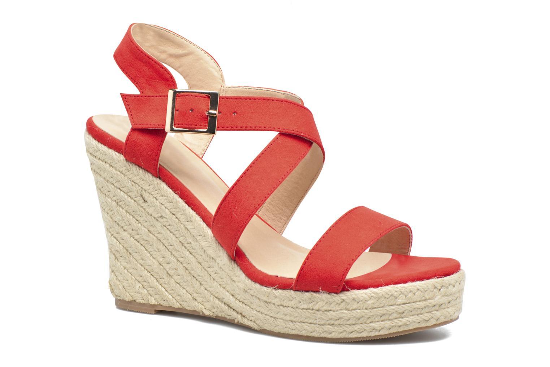 Sandales et nu-pieds I Love Shoes MCJASON Rouge vue détail/paire
