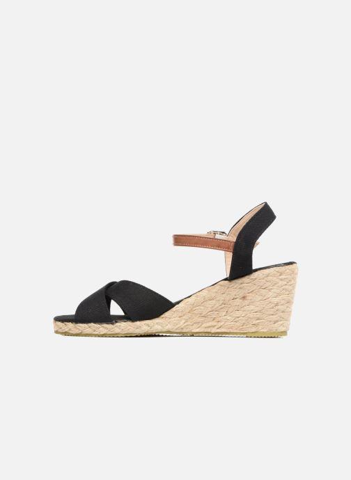 Sandales et nu-pieds I Love Shoes MCEMIMI Noir vue face