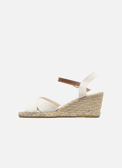 Sandales et nu-pieds I Love Shoes MCEMIMI Blanc vue face