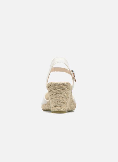 Sandali e scarpe aperte I Love Shoes MCEMIMI Bianco immagine destra