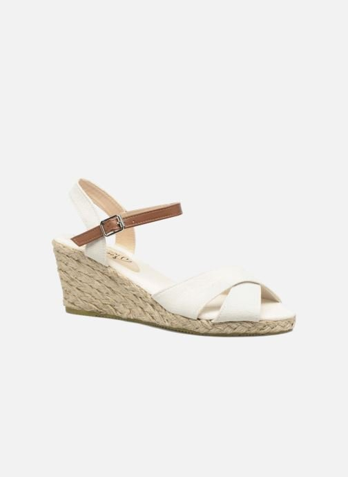 Sandals I Love Shoes MCEMIMI White detailed view/ Pair view