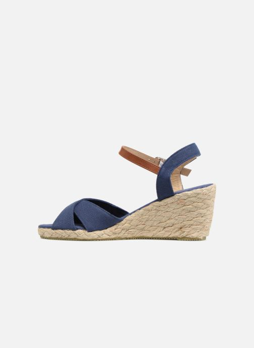 Sandales et nu-pieds I Love Shoes MCEMIMI Bleu vue face