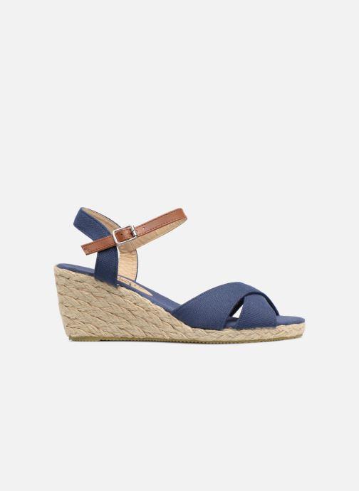 Sandales et nu-pieds I Love Shoes MCEMIMI Bleu vue derrière