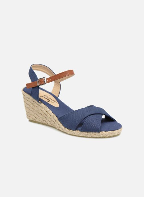 Sandalen I Love Shoes MCEMIMI Blauw detail