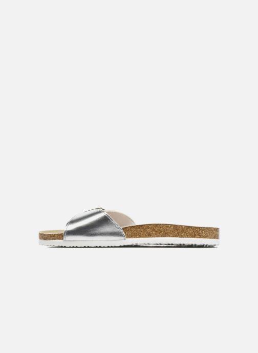 Mules et sabots I Love Shoes MCALER Argent vue face