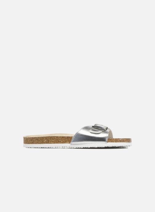 Mules et sabots I Love Shoes MCALER Argent vue derrière