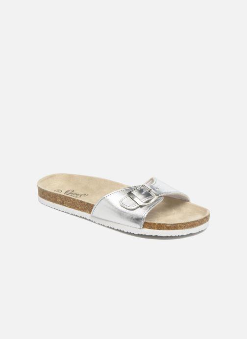 Mules et sabots I Love Shoes MCALER Argent vue détail/paire