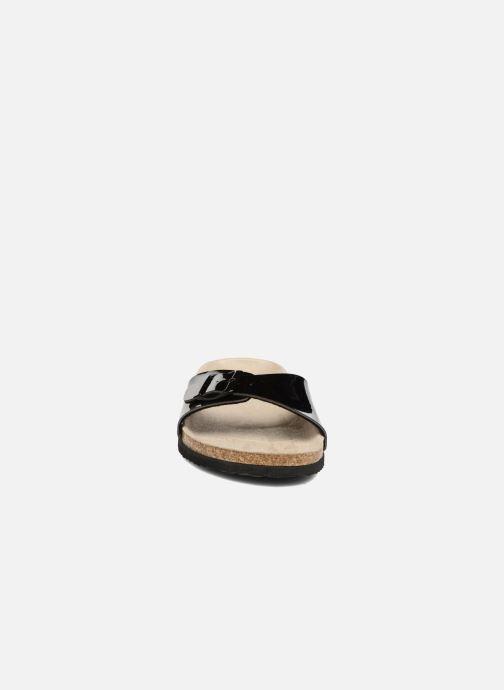 Zuecos I Love Shoes MCALER Negro vista del modelo