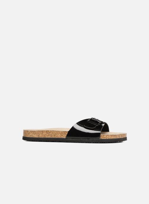 Zuecos I Love Shoes MCALER Negro vistra trasera