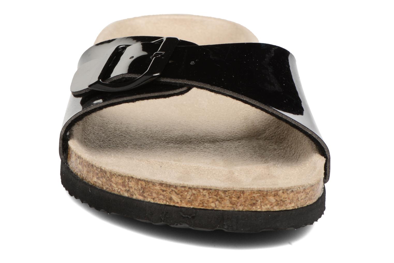 Clogs & Pantoletten I Love Shoes MCALER schwarz schuhe getragen
