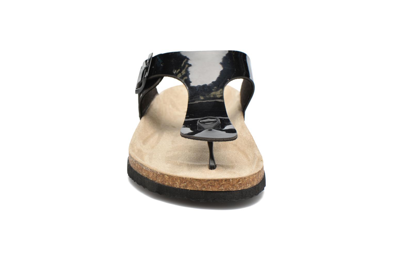 Sandalen I Love Shoes MCOLOS schwarz schuhe getragen